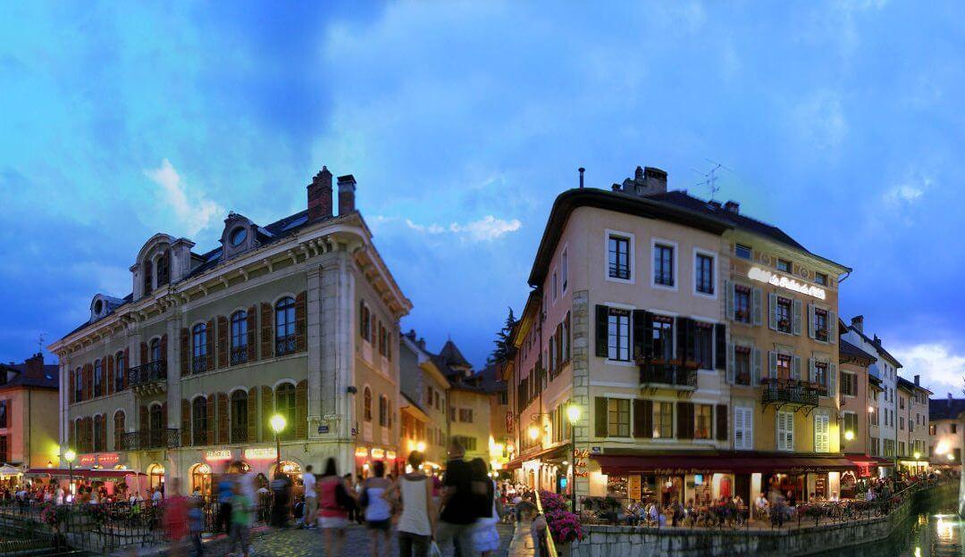 La rentabilité de l'immobilier sur Annecy