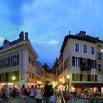 batiments historique du vieil Annecy