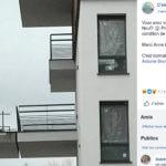 Annecy, balcons collés