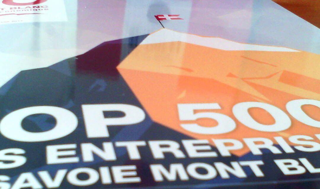 Les 500 meilleures entreprises des Savoie